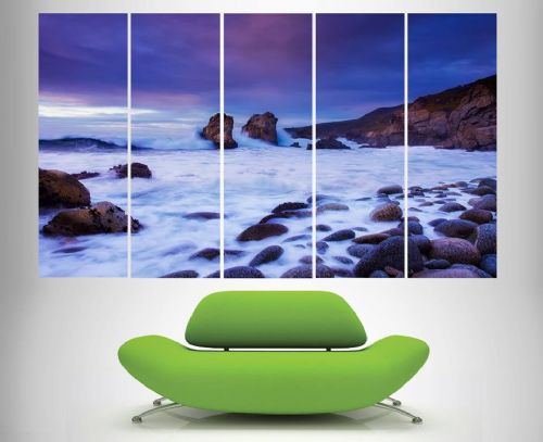 5 Full Panel Canvas Wall Art